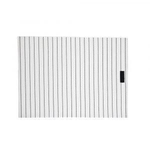 Ørskov Lounge Stripe Pöytätabletit Offwhite / Musta