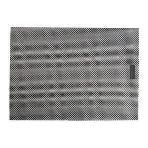 Ørskov Pöytätabletti Lounge Black / Silver Mini Check