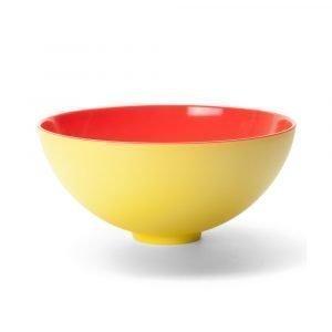 Ørskov The Bowl Kulho Keltainen / Oranssi 223 Mm