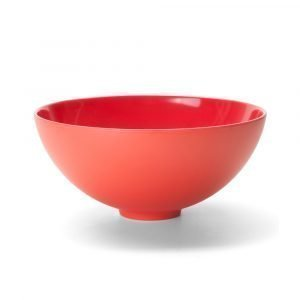 Ørskov The Bowl Kulho Oranssi / Punainen 223 Mm