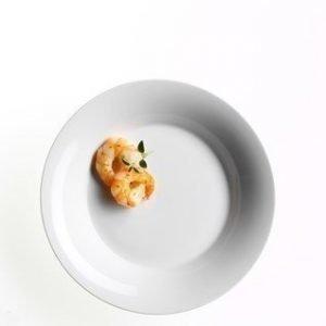 Aida Odgaard syvä lautanen 22 cm 4-pack