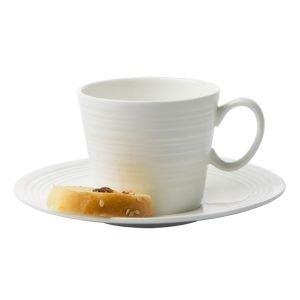 Aida Passion Espressokuppi Ja Asetti Valkoinen 8 Cl 4-Pakkaus