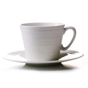 Aida Passion Kahvikuppi Valkoinen 30 Cl 4-Pakkaus