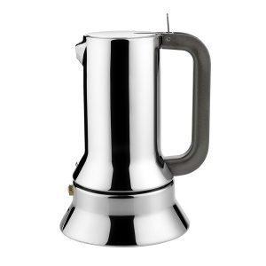 Alessi 9090 Espressopannu 3 Kuppia