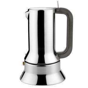 Alessi 9090 Espressopannu 6 Kuppia
