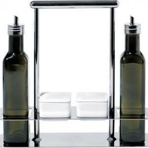 Alessi Branzi Öljy- ja viinietikkasetti