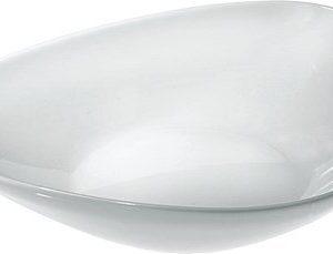 Alessi Colombina Soppakulho 21 cm Valkoinen