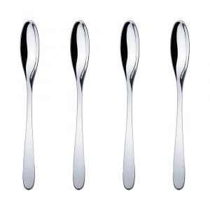 Alessi Eat.It Latte Macchiato Lusikka Setti 4-Pakkaus