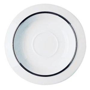 Alessi Filetto Kahvikupin Aluslautanen Valkoinen 14 Cm