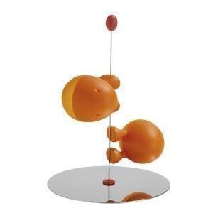 Alessi Lilliput Suola & Pippuri Oranssi