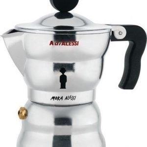 Alessi Moka Espressokeitin 3 kuppia