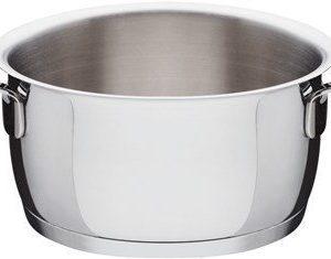 Alessi Pots & Pans Kattila 2 kahvalla Ø 16 cm