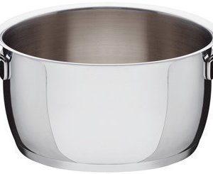 Alessi Pots & Pans Kattila 2 kahvalla Ø 20 cm