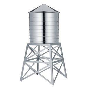 Alessi Water Tower Säilytysastia Teräs 7