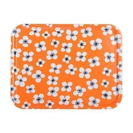 Almedahls Belle Amie Tarjotin Oranssi 43x33 cm
