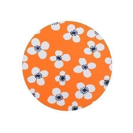 Almedahls Belle Amie pannunalunen oranssi ø 21 cm