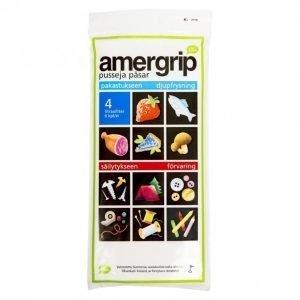 Amergrip Pakastuspussi 4 L 6 Kpl