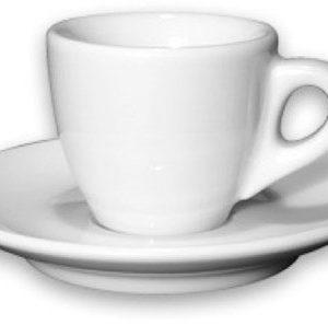 Ancàp Palermo espressokuppi aluslautasella