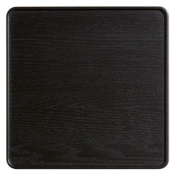 Andersen Create Me Tarjotin Musta 24x24 Cm