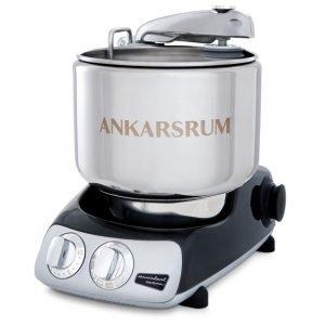 Ankarsrum Assistent Original Akm 6230 Bd Yleiskone Metallic Musta