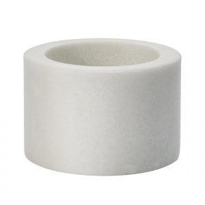 Anno Marmori Purkki Valkoinen 6 Cm