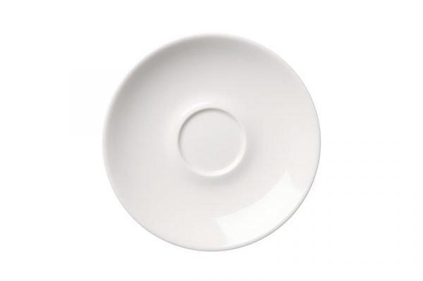 Arabia 24 H Kahvilautanen Posliini Valkoinen 17 Cm