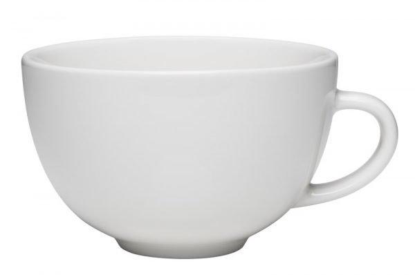 Arabia 24 H Teekuppi 50 C Posliini Valkoinen