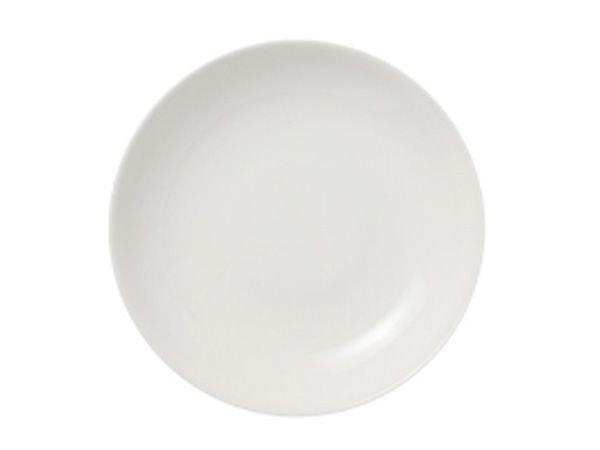 Arabia 24 h valkoinen pastalautanen 24 cm