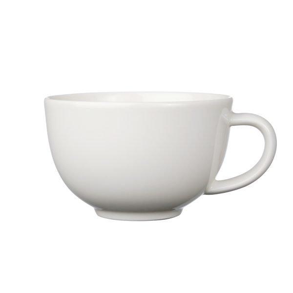 Arabia 24h Kahvikuppi / Teekuppi Valkoinen