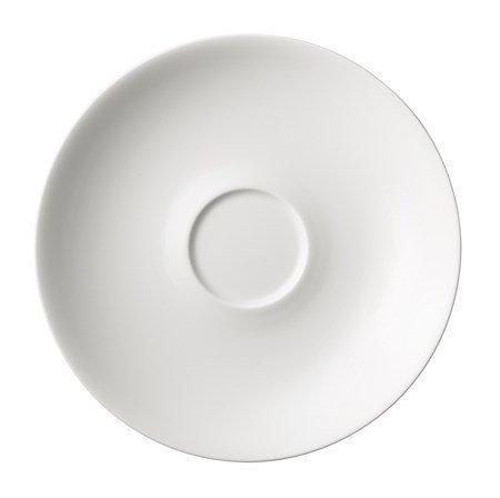 Arabia 24h Lautanen teekuppiin 20 cm Valkoinen