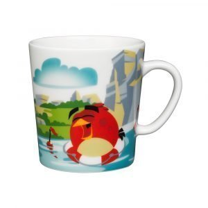 Arabia Angry Birds Muki Red & Terrence 30 Cl
