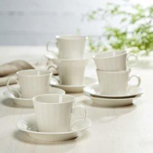 Arabia Lumi Kahviastiat 12-Osainen