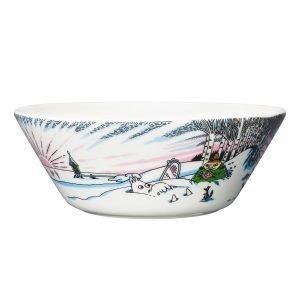 Arabia Moomin Bowl Springwinter Ø15 Cm