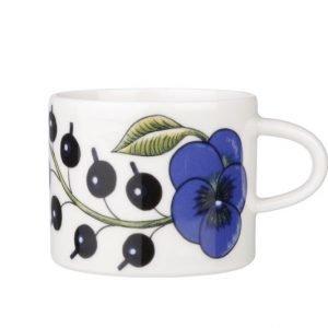 Arabia Paratiisi Kahvikuppi Posliini 18 Cl