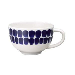 Arabia Tuokio Kahvikuppi Posliini Koboltinsininen 26 Cl