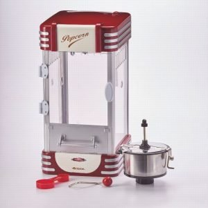 Ariete Popcorn Kone Party Time Xl Punainen 2.4 L