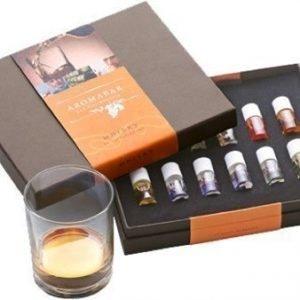 Aromabar Viski- Whiskey tuoksusetti