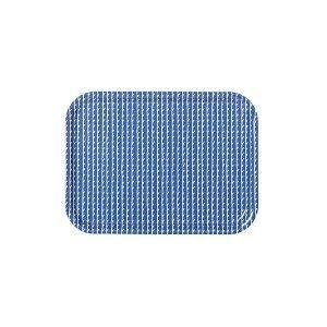Artek Rivi Tarjotin Sininen / Valkoinen 27x20 Cm