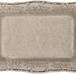 Baci Milano Tarjotin 43x28 cm Pronssi Melamiini