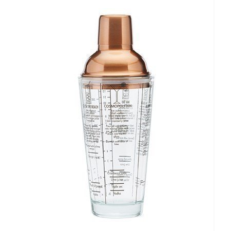Bar Craft Boston Cocktailshaker 650 ml