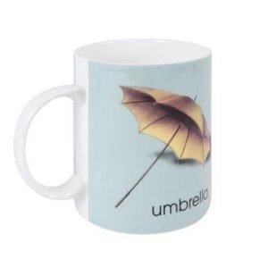 Bastian Ladybird Muki vaaleansininen U-umbre