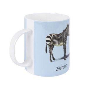 Bastian Ladybird Muki vaaleansininen Z-zebra