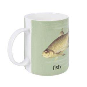 Bastian Ladybird Muki vaaleanvihreä F-fish