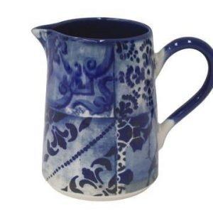 Bastian Lisboa Kannu sininen kaakeli 1