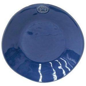 Bastian Nova Salaatti-/Pastalautanen syvä sininen 25cm