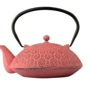 Bastian Yinan Teekannu Punainen 1