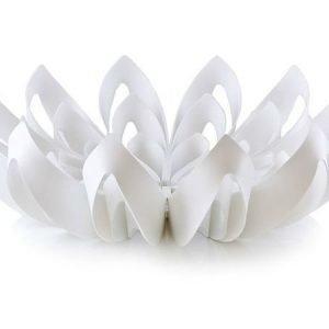 Be&liv Petals hedelmävati valkoinen