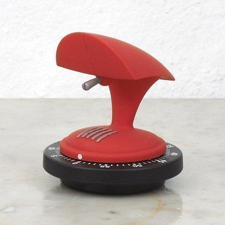 Bengt EK Design Timer espressokone punainen
