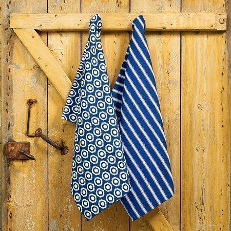 Bercato Keittiöpyyhkeitä Dot & Stripe 2 pack