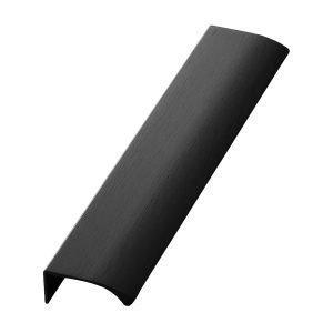 Beslag Design Edge Kahvoilla Harjattu Musta 200 Mm
